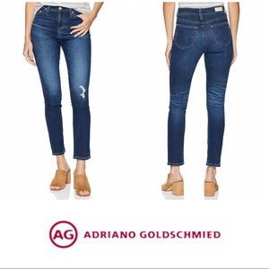 NEW AG Adriano Goldschmied The Isabelle Jeans 29 8